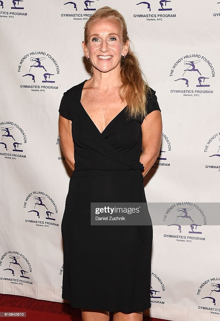 Donna Weinbrecht attends the Wendy Hilliard Gymnastics Foundation 20th Anniversary Gala at New York Athletic Club on October 20, 2016 in New York City.