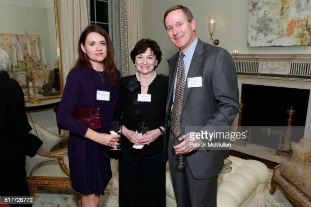 Donna Weiss Linda Gale White and Bob Baldwin Jr attend National Board of COMMUNITIES IN SCHOOLS Celebrate BILL MILLIKEN'S Birthday at the Residence...