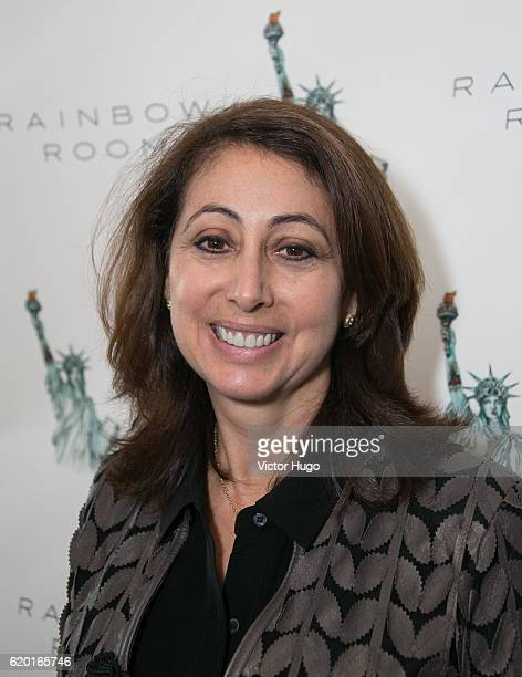 Donna Zaccaro attends The Women Who Made New York Luncheon at The Rainbow Room on November 1 2016 in New York City