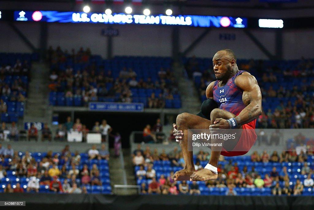 2016 Men's Gymnastics Olympic Trials - Day 1