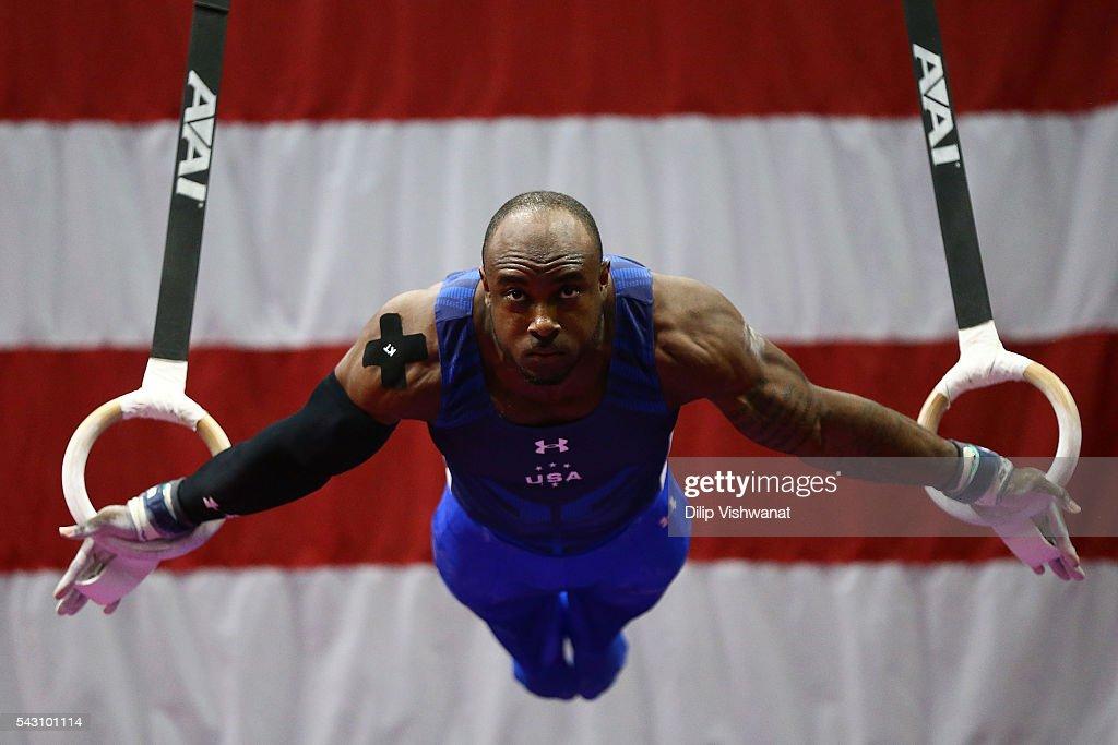 2016 Men's Gymnastics Olympic Trials - Day 2