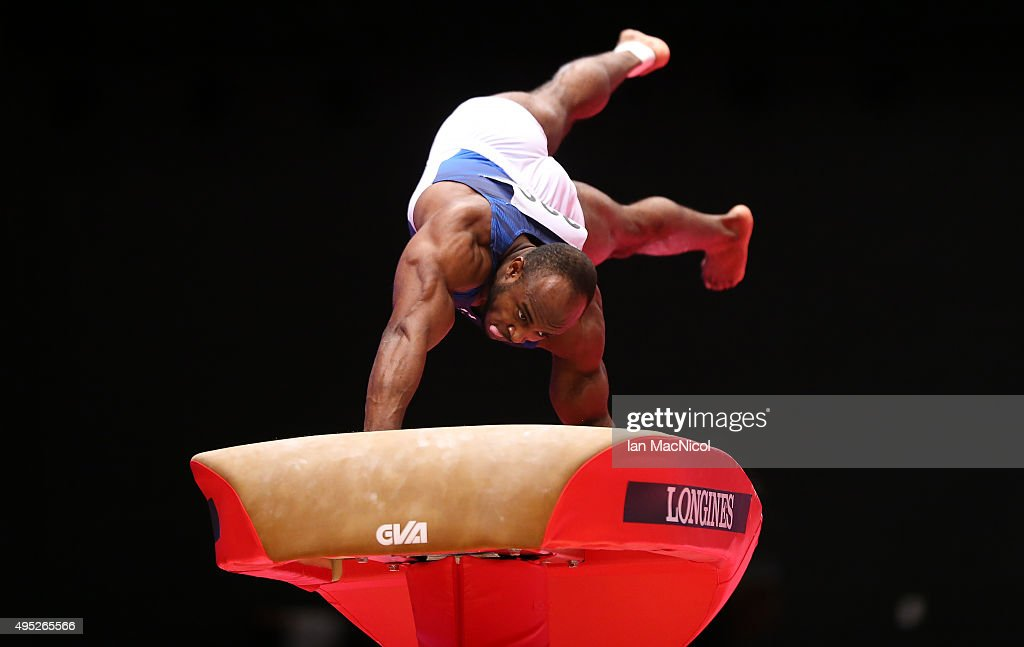 2015 World Artistic Gymnastics Championships - Day Ten