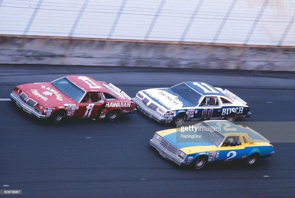 1979 Daytona 500 : News Photo