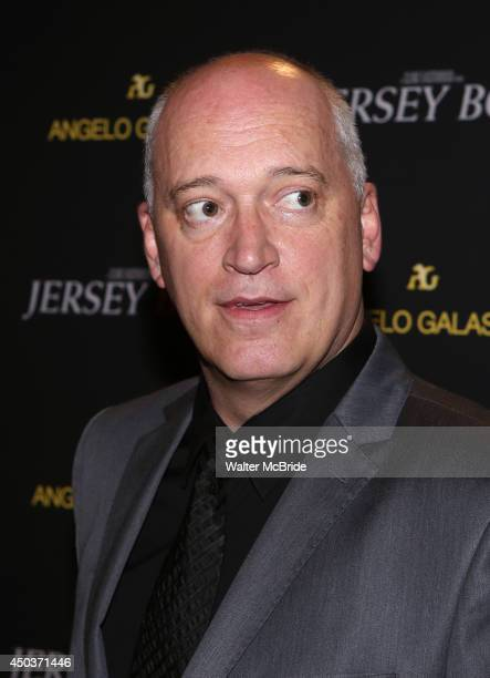 Donnie Kehr attends a special New York screening reception for 'Jersey Boys' hosted by Angelo Galasso at Angelo Galasso on June 2014 in New York City