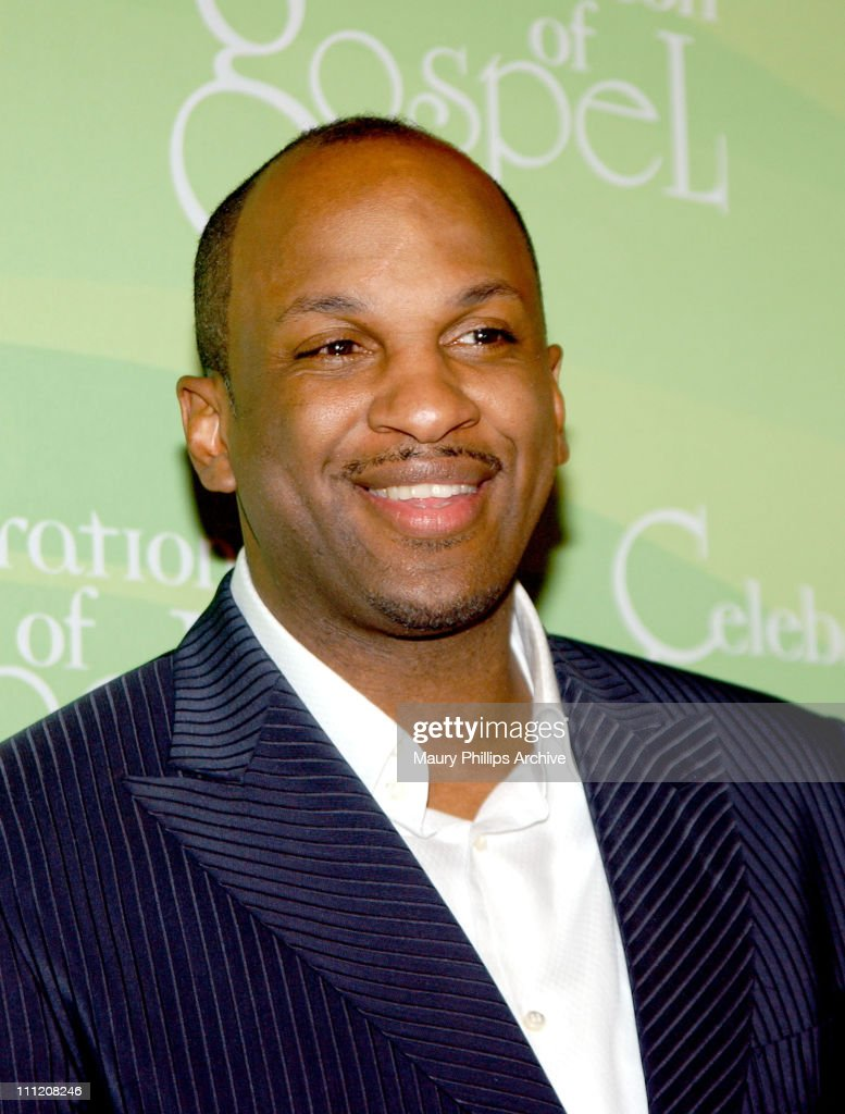 BET's 2005 Celebration of Gospel - Press Room and Backstage