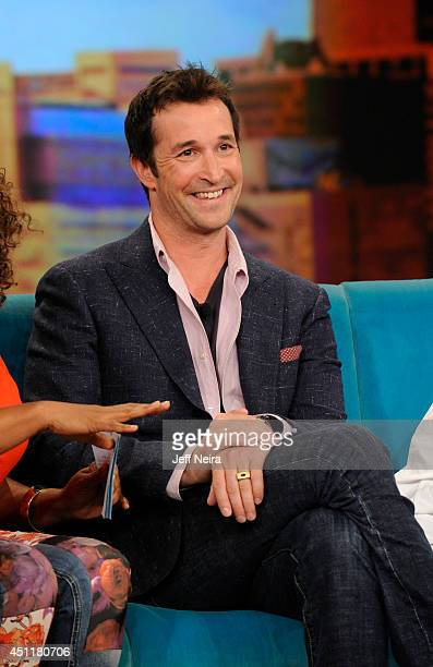 """Donnie Wahlberg and Rick Fox are today's guest co-hosts. Actor Noah Wyle and Derek Hough are guests. """"The View"""" airs Monday-Friday on the Walt Disney..."""