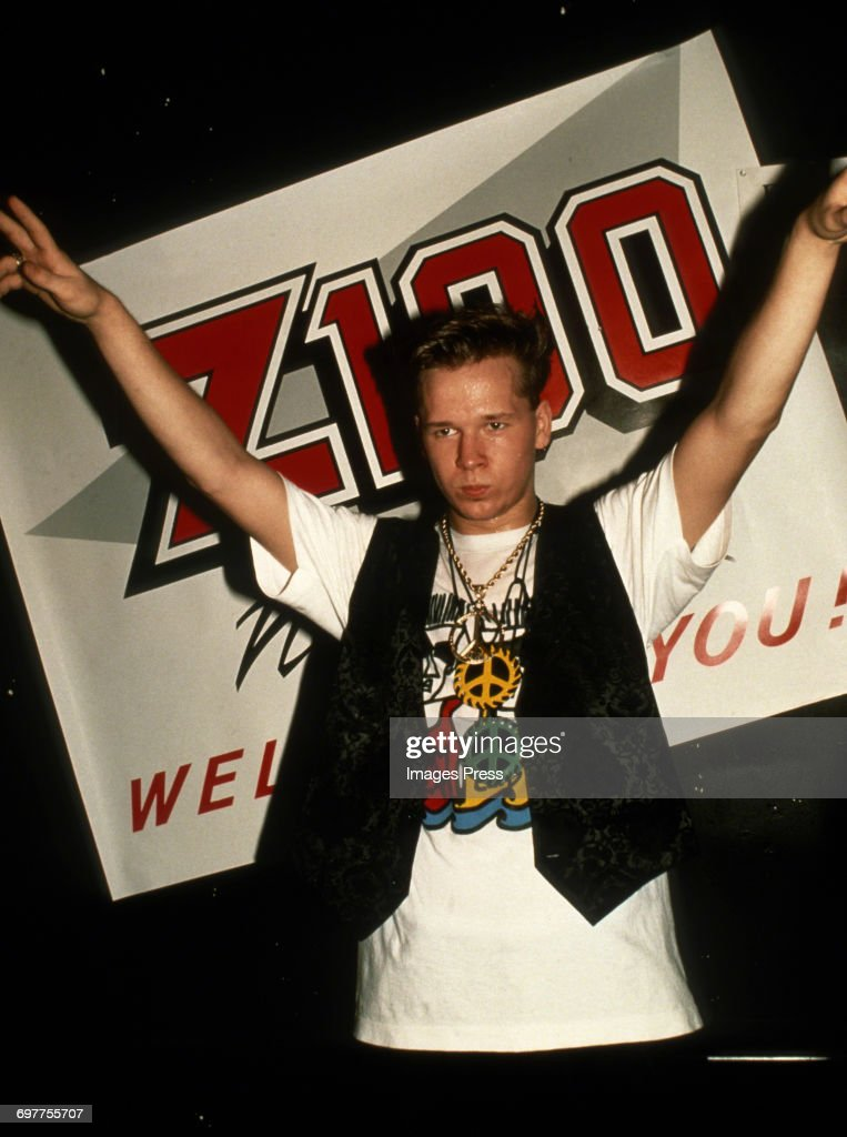 New Kids On The Block promotional appearance : News Photo