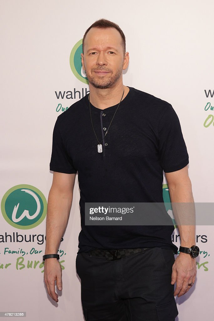 Wahlburgers Coney Island Preview Party : News Photo
