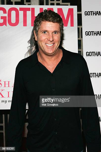 Donny Deutsch Arrives At The Listening Party For Shawn Kings New CD In My Own