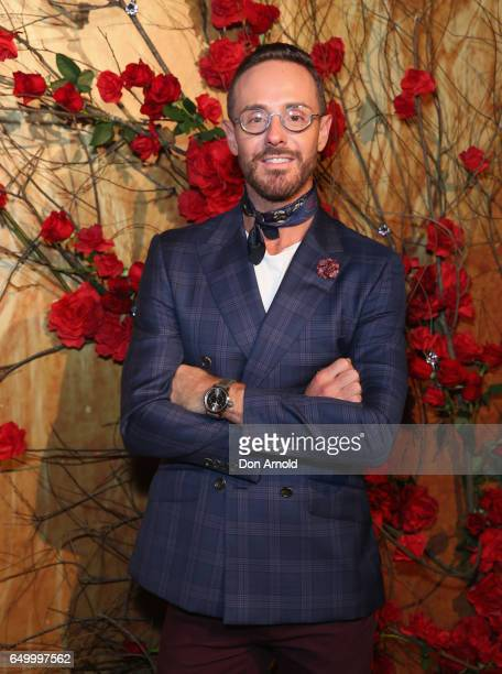 Donny Galella arrives ahead of the Beauty And The Beast Australian Premiere at State Theatre on March 9 2017 in Sydney Australia