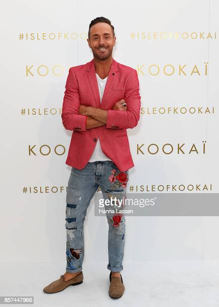 Donny Galella arrives ahead of the KOOKAI Spring/Summer 17/18 Collection Launch on October 4 2017 in Sydney Australia