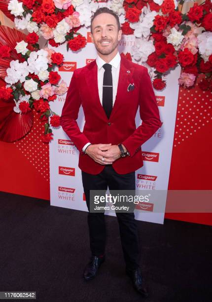 Donny Galella attends Colgate Optic White Stakes Day at Royal Randwick Racecourse on September 21 2019 in Sydney Australia