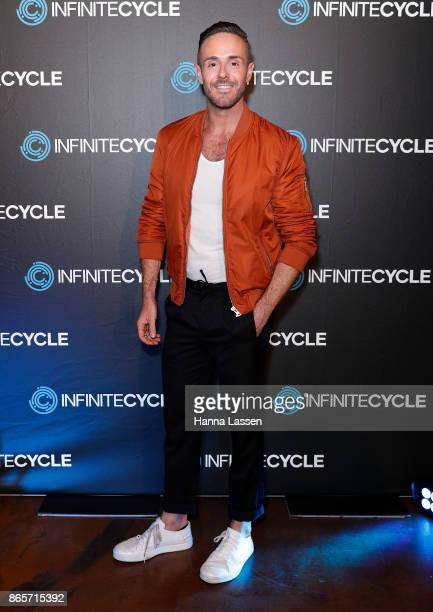 Donny Galella attends the Infinite Cycle Launch Event on October 24 2017 in Sydney Australia