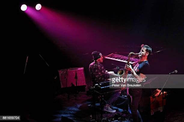 Donny Mccaslin Performs at 'So What's Next' Festival on November 4 2017 in Eindhoven Netherlands Photo by Peter Van Breukelen/Redferns