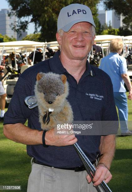 Donny Most during 34th Annual LAPD Celebrity Golf Tournament at Rancho Park in Los Angeles, CA, United States.