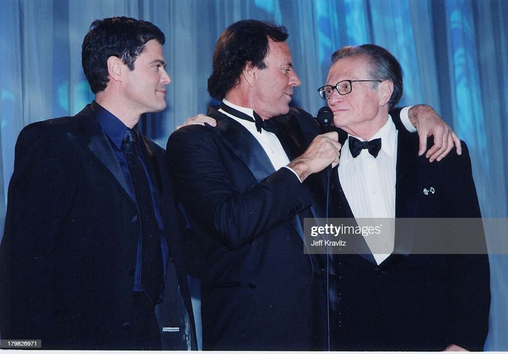Image result for julio iglesias and osmonds