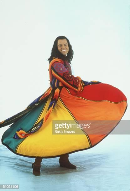 "Donny Osmond Stars In Andrew Lloyd Webber's ""Joseph And The Amazing Technicolor Dreamcoat."""