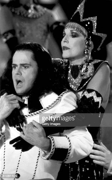 """Donny Osmond Stars With Joan Collins In Andrew Lloyd Webber's """"Joseph And The Amazing Technicolor Dreamcoat."""""""