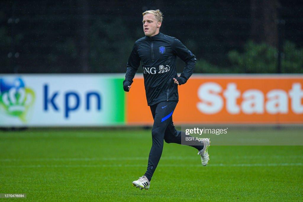 Training, The Netherlands : News Photo