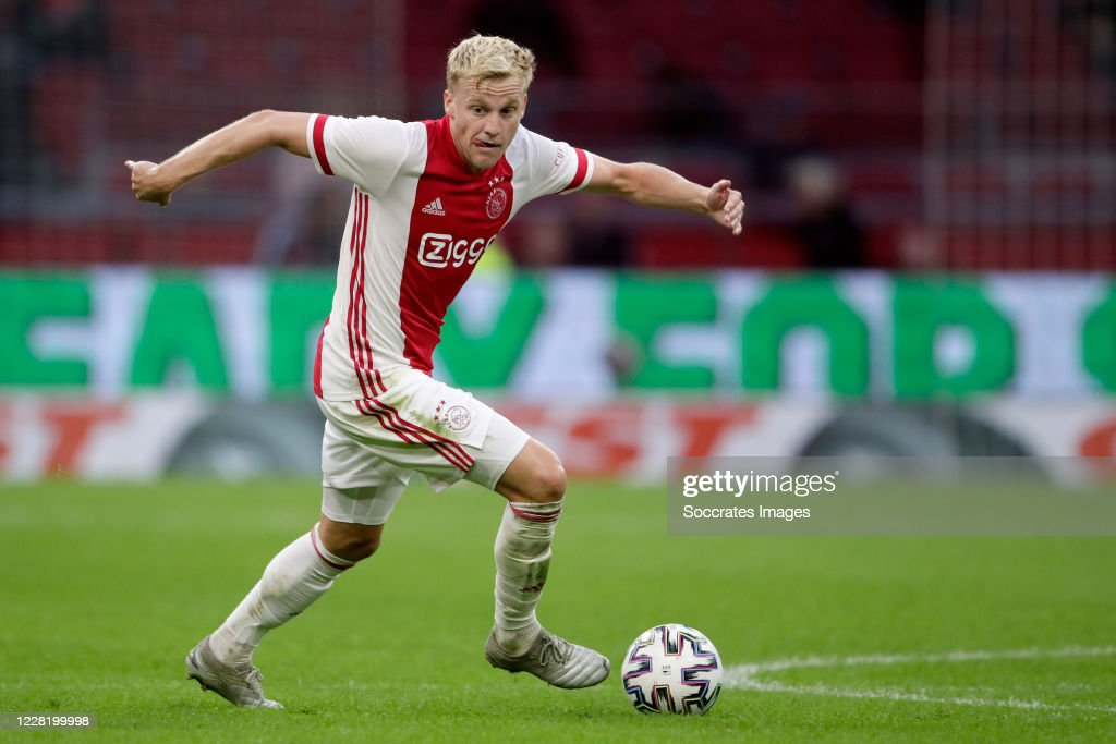 Ajax v Hertha BSC - Club Friendly : News Photo