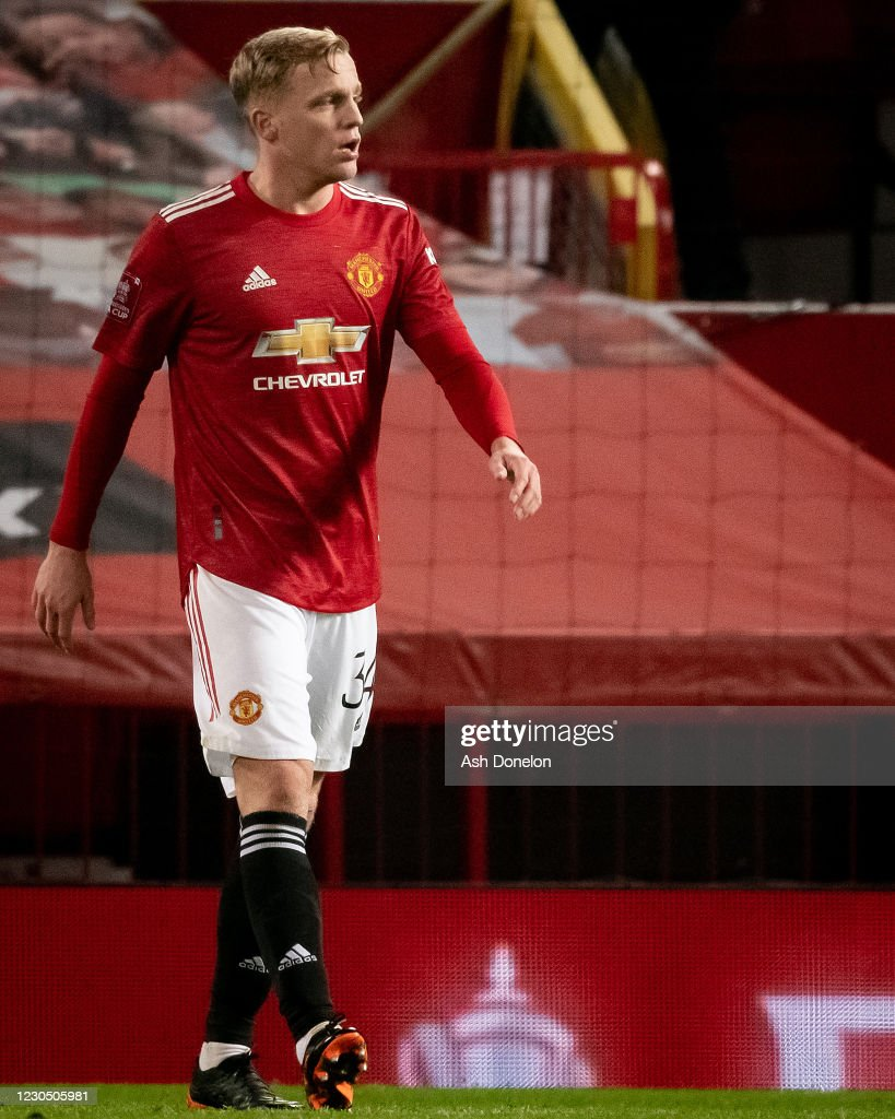 Manchester United v Watford - FA Cup Third Round : ニュース写真