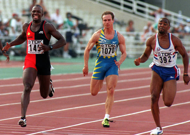 87a2f43914f Athens 100m Bailey pain Pictures
