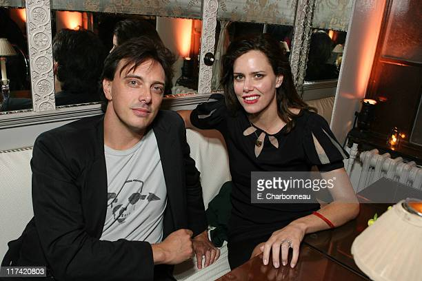 Donovan Leitch and Ione Skye during Special Screening of Columbia Pictures' Marie Antoinette hosted by Chanel at Arlight Cinemas/Chateau Marmont in...