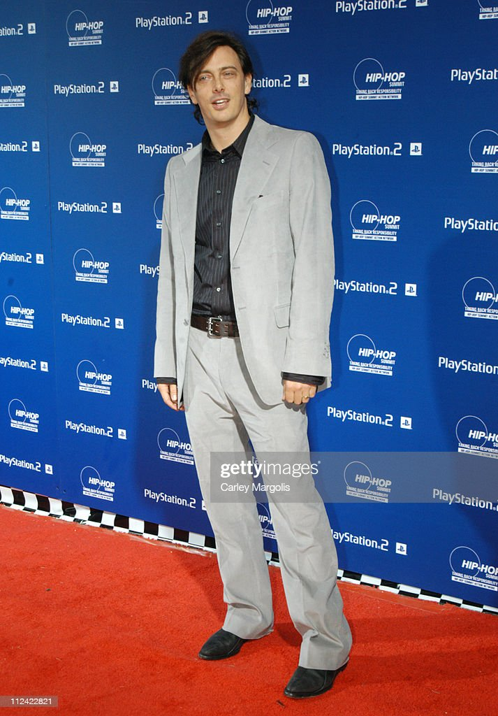 Donovan Leitch during Sony Playstation 2 Teams with Russel Simmons and the Hip-Hop Summit Action Network to 'Race to the Polls' - Arrivals at Hammerstein Ballroom in New York City, New York, United States.