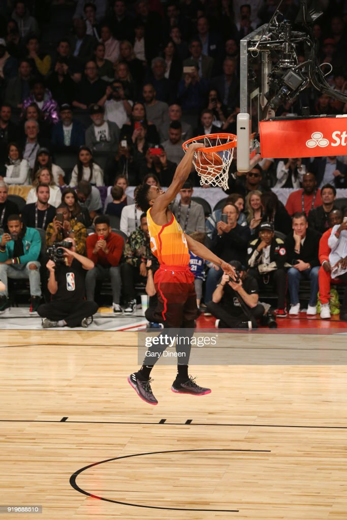 Verizon Slam Dunk Contest 2018