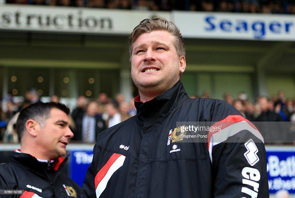 Ipswich Town v Milton Keynes Dons - Sky Bet Championship : News Photo