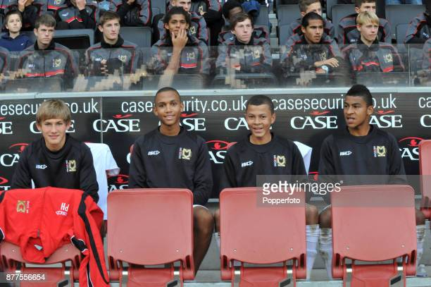 Dons substitutes for FA Cup 1st round included Leon Lobjoit George Williams and Brendan Galloway and Dele Alli who are both 15 years old were given...