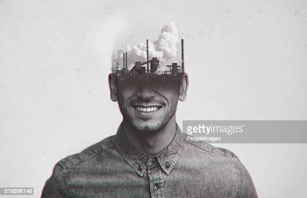 Não permitir a ninguém poluir a sua mente