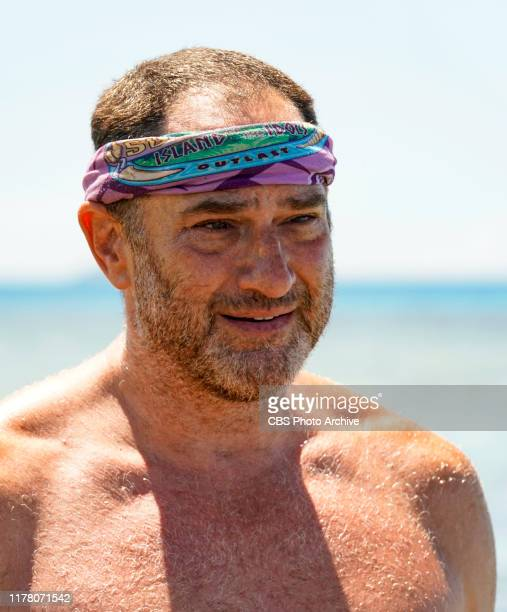 Don't Bite the Hand That Feeds You Dan Spilo on the Fifth episode of SURVIVOR Island of Idols airing Wednesday Oct 23rd on the CBS Television Network