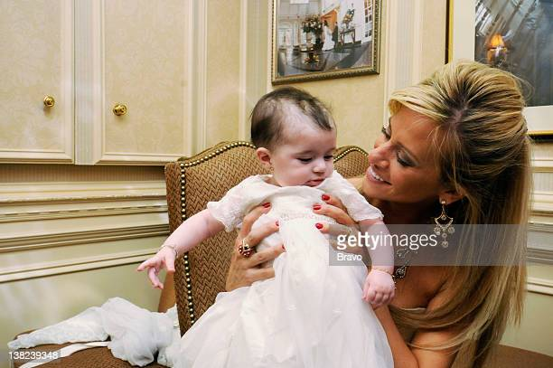 """Don't Drink the Holy Water"""" Episode 213 -- Pictured: Audriana Giudice, Dina Manzo"""