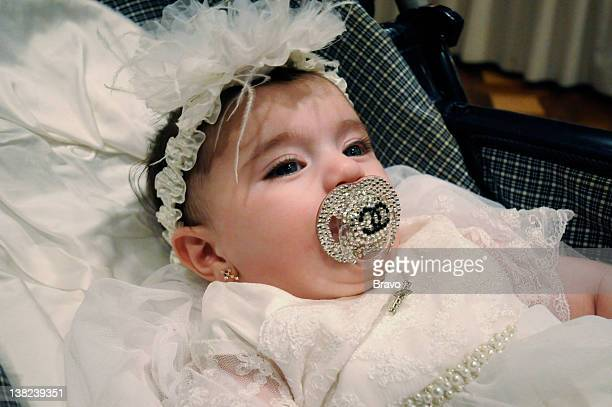 """Don't Drink the Holy Water"""" Episode 213 -- Pictured: Audriana Giudice"""