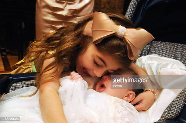 """Don't Drink the Holy Water"""" Episode 213 -- Pictured: Gia Giudice, Audriana Giudce"""