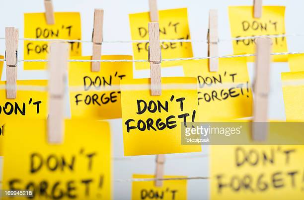 don't forget - memories stock pictures, royalty-free photos & images