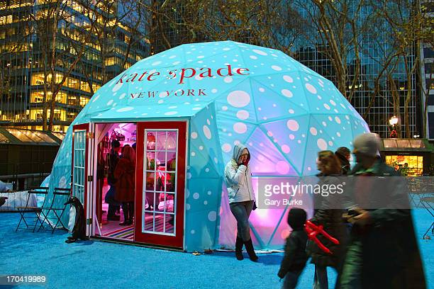 CONTENT] I don't know if there's a better way to catch the holiday spirit than doing some gift shopping inside an igloo As the official retail...