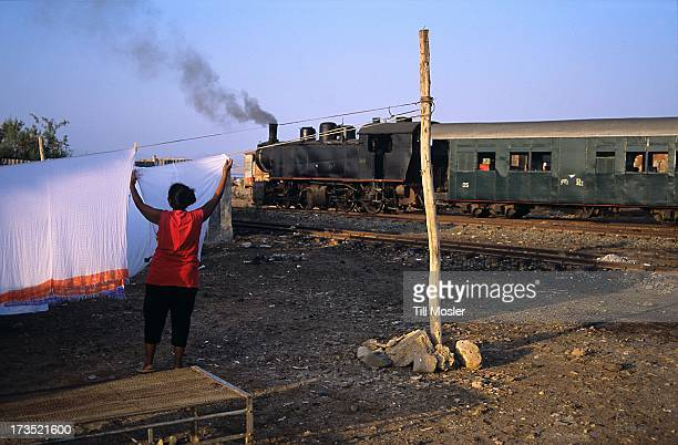 CONTENT] I dont know the result but maybe the woman was not very amused to see the steamlocomotive behind her white fresh washed sheets Eritrea Nov...