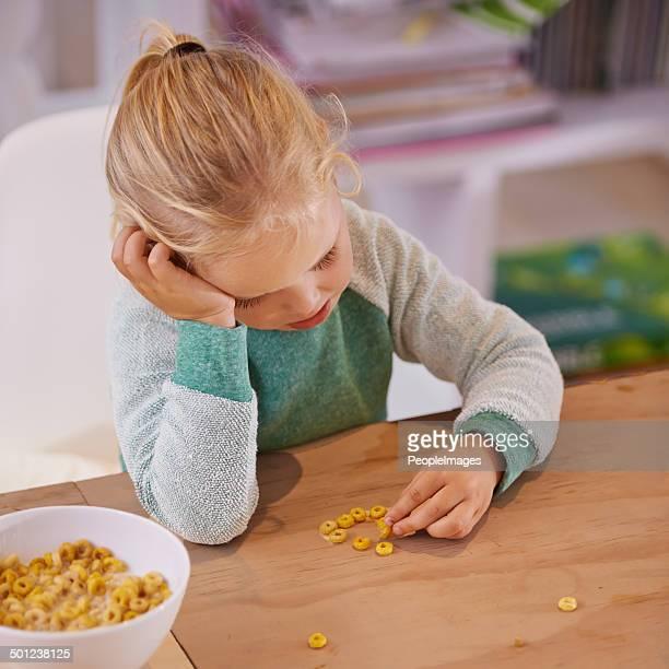 Non mi piace questo cereali