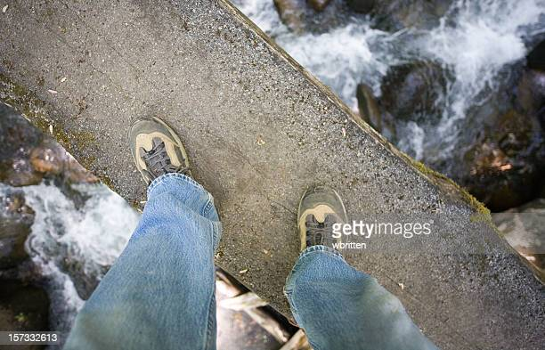 don't look down! - high up stock pictures, royalty-free photos & images
