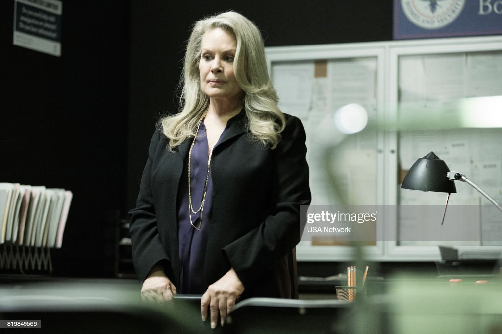 SHOOTER -- 'Don't Mess With Texas' Episode 203 -- Pictured: Beverly D'Angelo as Patricia Gregson --