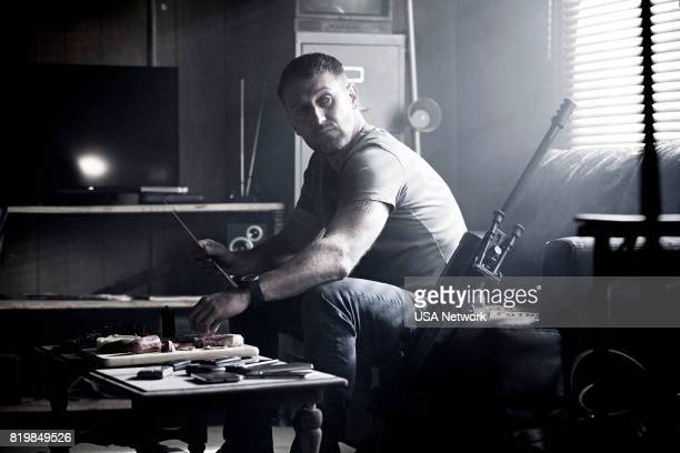 SHOOTER 'Don't Mess With Texas' Episode 203 Pictured Josh Stewart as Solotov