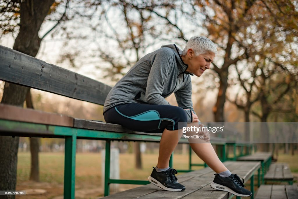 Don't put too much pressure on your body : Stock Photo