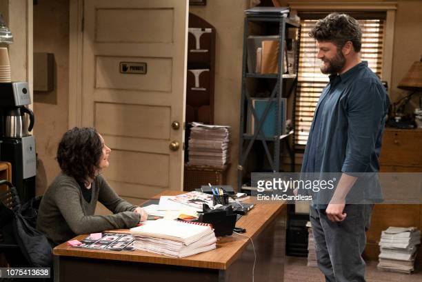 THE CONNERS Don't Shoot the Piano Teacher When Ben offers Mark free piano lessons Darlene finds this as an opportunity to test his parenting skills...