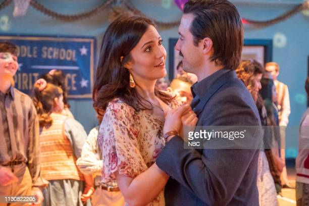 US Don't Take My Sunshine Away Episode 316 Pictured Mandy Moore as Rebecca Pearson Milo Ventimiglia as Jack Pearson