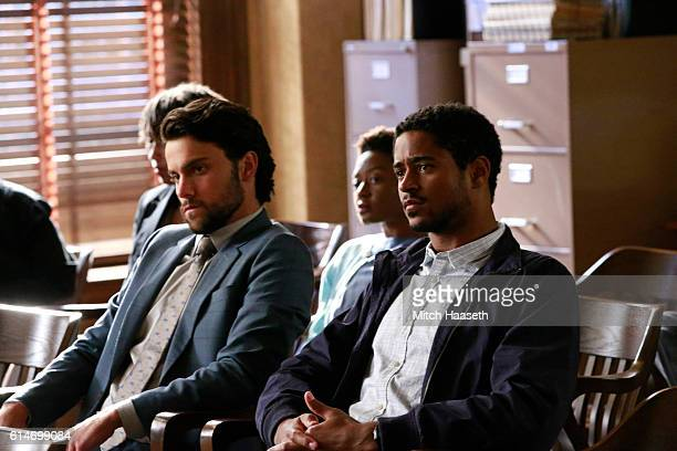 MURDER Don't Tell Annalise The fate of a young client is jeopardized after the Philadelphia Bar Association disciplinary board discovers damaging...