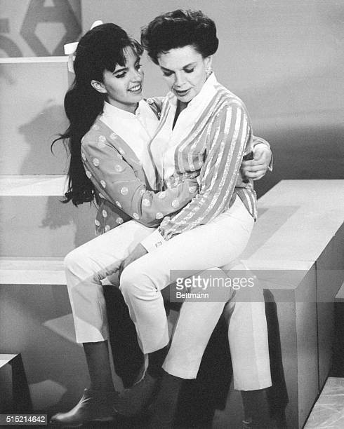 8/3/1963 I don't want to be another Judy Garland claims Liza Minnelli who just happens to be the 17yearold daughter of Judy Garland Judy and her girl...