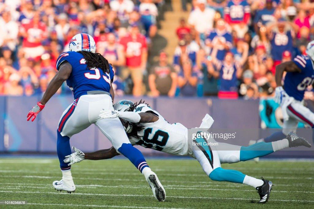 Carolina Panthers v Buffalo Bills : News Photo