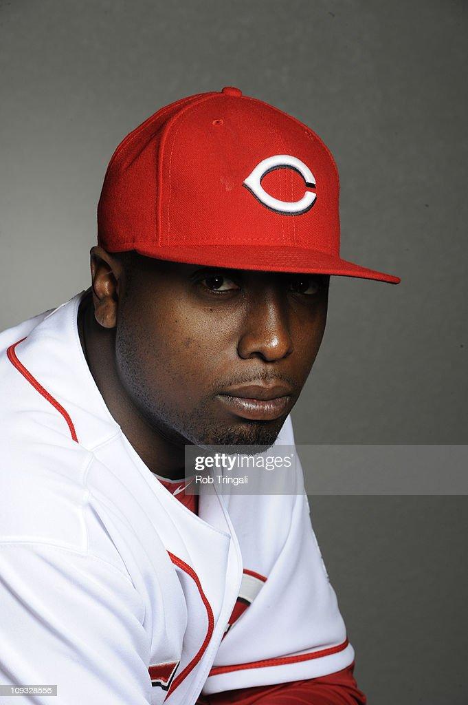 Cincinnati Reds Photo Day : ニュース写真